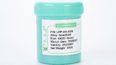 无铅锡膏焊接后颗粒状是什么,为什么不光滑?