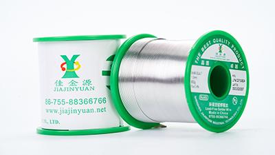 低温锡线在焊接时出现漏电,如何解决?