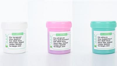 佳金源锡膏厂家解答,组成锡膏的一些元素成分的作用