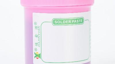 环保无铅锡膏有哪些特性,佳金源厂家告诉你: