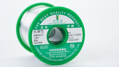 水溶性环保无铅焊锡丝