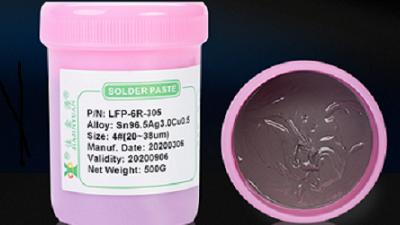 锡膏厂家生产的无铅锡膏,它的价格是如何做出调整的?