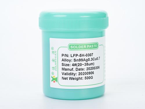 LFP-5H-307无铅锡膏