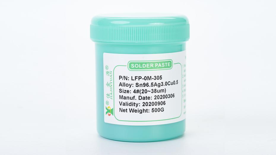 LFP-0M-305无铅锡膏