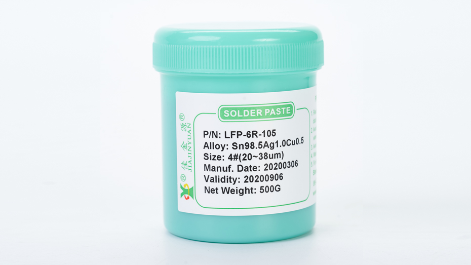 LFP-6R-105无铅锡膏
