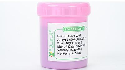 佳金源锡膏厂家来分享:无铅低温焊锡膏的使用方法