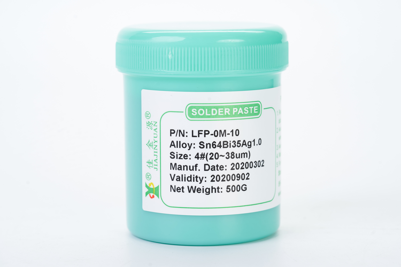 LFP-0M-10无铅中温锡膏