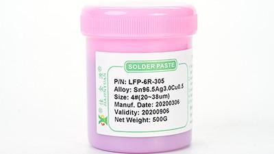 LED无铅锡膏的作用和印刷工艺技巧